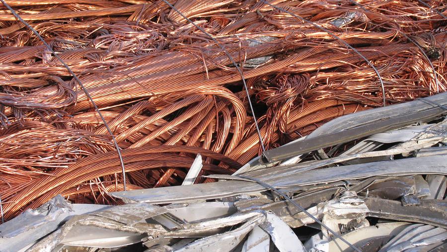 Copper Metal Recycling & Scrap Copper